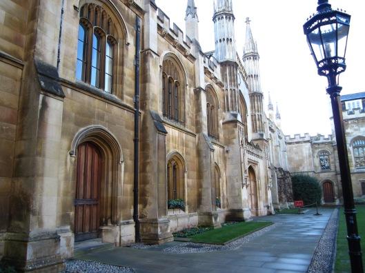 Corpus Christi, Cambridge